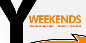 Y Weekends