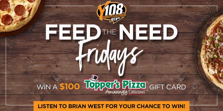 Feed the Need Fridays!