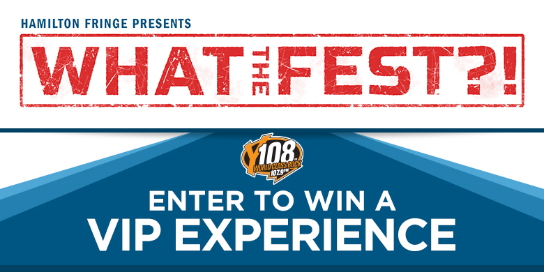 Win a VIP Experience to What the Fest?!