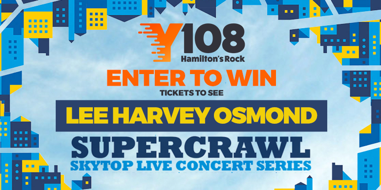 Win Tickets to See Lee Harvey Osmond!