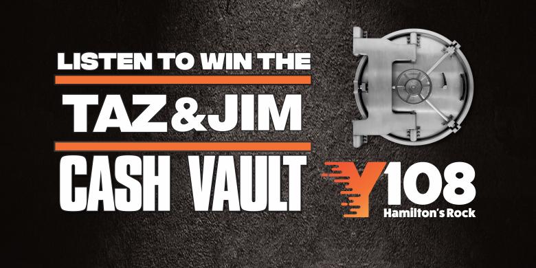 Taz & Jim Cash Vault