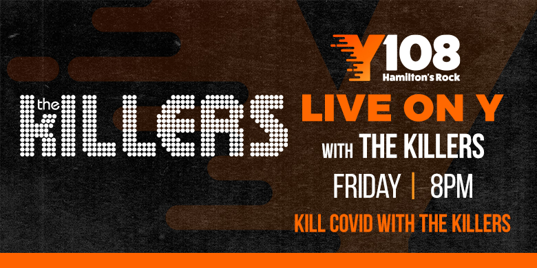 Live on Y – The Killers