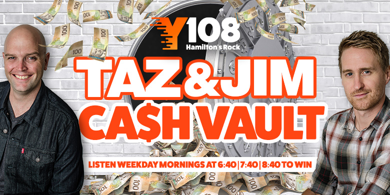 Taz & Jim Cash Vault