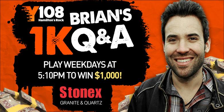 Brian's 1K Q & A
