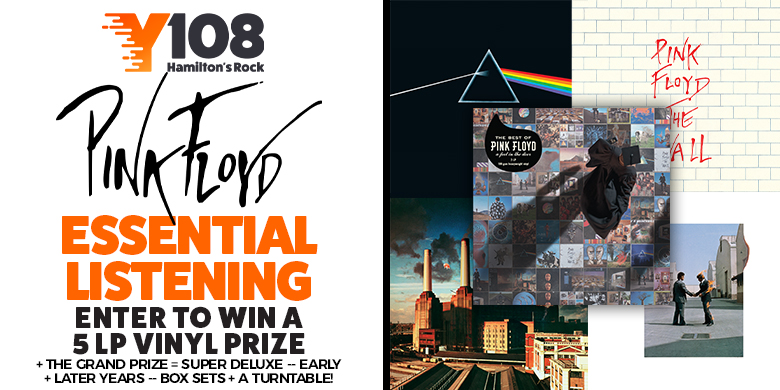 Win the Ultimate Pink Floyd Prize Pack!