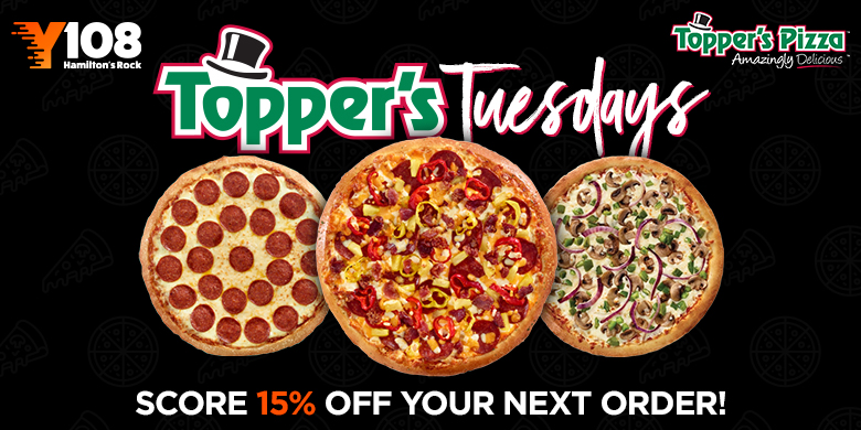 Topper's Tuesdays