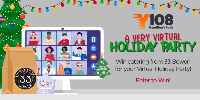 A Very Virtual Holiday Party with 33 Bowen Restobar!